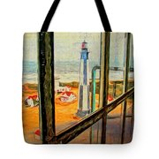 From Cape Henry Lighthouse Tote Bag