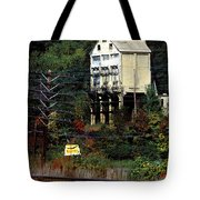 From Days Long Gone Tote Bag