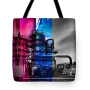 From Light To Dark Tote Bag