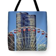From Navy Pier Tote Bag