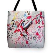 Elul 5 Tote Bag