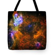 From The Darkness Tote Bag by Jennifer Rondinelli Reilly - Fine Art Photography