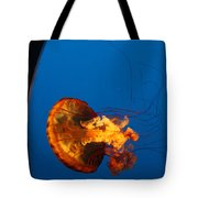 From The Deep - Jelly Fish Tote Bag