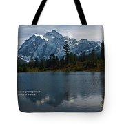 From The Hills Tote Bag