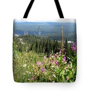 From The Mountain Tote Bag