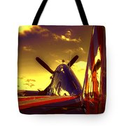 From The Tail Tote Bag