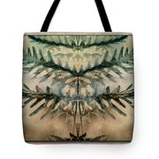 Frond Embrace Tote Bag