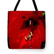 Front And Center Tote Bag