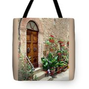 Front Door Tote Bag