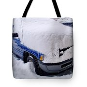 Front Loaded Tote Bag