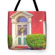 Front Of Home Tote Bag