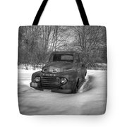 Front Of Old Timer Tote Bag