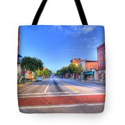 Front Street Marietta Tote Bag