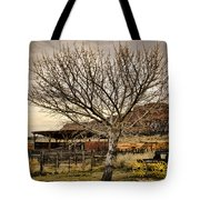 Frontier Tote Bag by Heather Applegate