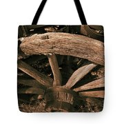 Frontier Travel Tote Bag