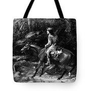 Frontiersman, 19th Century Tote Bag