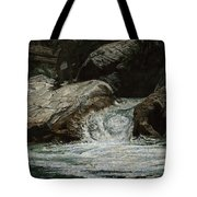 Arizona Frontiersman Rocks Tote Bag