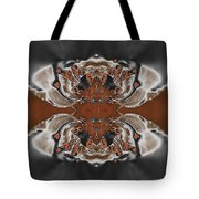 Frost And Woodsmoke 3 Tote Bag