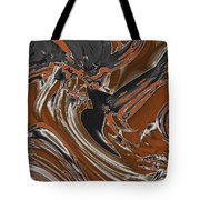 Frost And Woodsmoke  Tote Bag