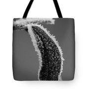Frost Bw Tote Bag