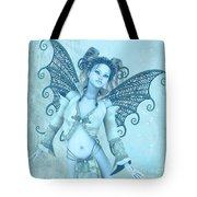 Frost Fairy Tote Bag