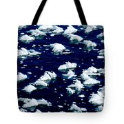 Frost Flakes On Ice - 05 Tote Bag