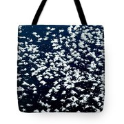 Frost Flakes On Ice - 09 Tote Bag