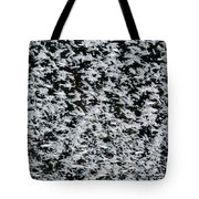 Frost Flakes On Ice - 24 Tote Bag