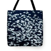Frost Flakes On Ice - 27 Tote Bag