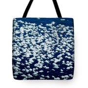 Frost Flakes On Ice - 28 Tote Bag