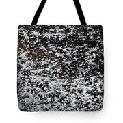 Frost Flakes On Ice - 29 Tote Bag