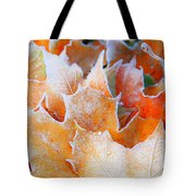 Frost Touched Tote Bag