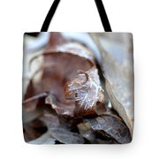 Frostcicles Tote Bag