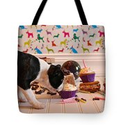 Frosting Feast Tote Bag