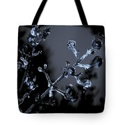 Frosty Buds Tote Bag