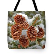 Frosty Cones Tote Bag