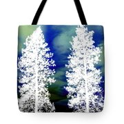 Frosty Giants Tote Bag