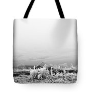 Frosty Hill Tote Bag