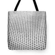 Frosty Metal Tote Bag