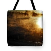 Frosty Morning ... Tote Bag