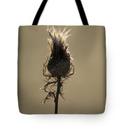 Frosty Thorns Tote Bag