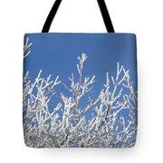 Frosty Winter Wonderland 01 Tote Bag