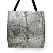 Frosty Wonderland Tote Bag