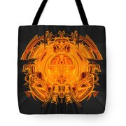 Froth Panel 15 Tote Bag