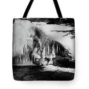 Frozen Basin Tote Bag