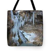 Frozen Eden Tote Bag