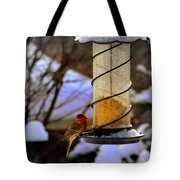 Frozen Feeder And Disappointment Tote Bag