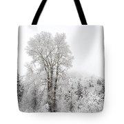 Frozen Giant Tote Bag