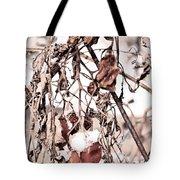 Frozen Harvest Tote Bag