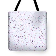 Frozen Hearts - Featured 3 Tote Bag